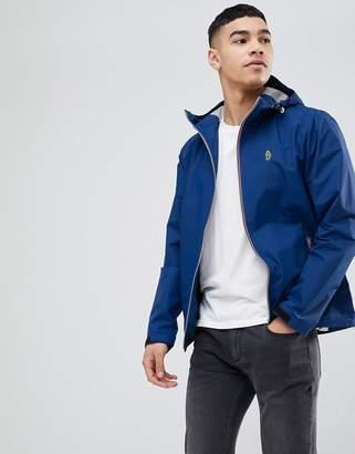 Raleigh Luke Sport Windbreaker Jacket In Blue