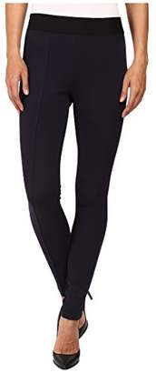 Hue Women's Blackout Leggings,M