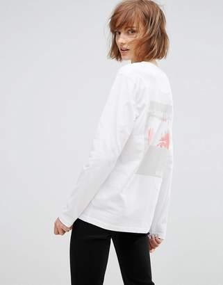 WÅVEN Anton Unisex Long Sleeved Print T-Shirt