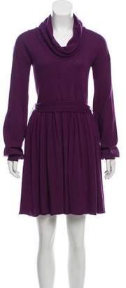 Stella McCartney Wool Skater Dress