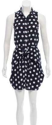 MICHAEL Michael Kors Sleeveless Printed Dress