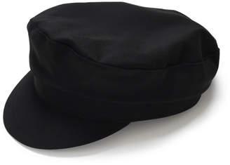 Justine Hats Black Fashion Cap