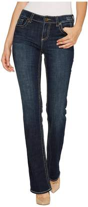 KUT from the Kloth Natalie Bootcut Long Inseam in Vagos Women's Jeans