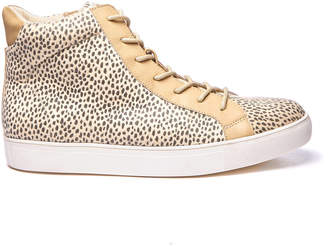 Coconuts by Matisse Skylark Leopard Print High Top Sneaker