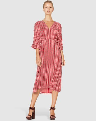 Stevie May Sunny Afternoon Midi Dress