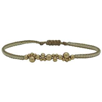 BEIGE LeJu London - Gold Bubble Bracelet