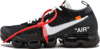 Nike The 10: Air Vapormax FK 'Off-White' - Black/White