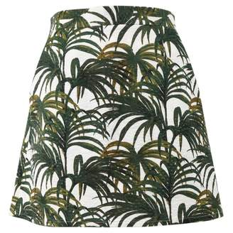 Green Cotton House Of Hackney Skirts