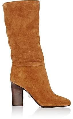 SAMUELE FAILLI Women's Siria Suede Mid-Calf Boots