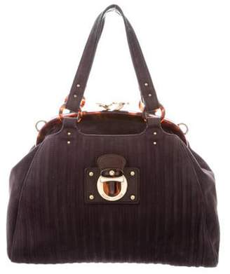 Marc Jacobs Maggie Handle Bag Plum Maggie Handle Bag