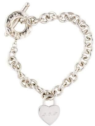 92be0a09d Tiffany & Co. Heart Lock Toggle Bracelet