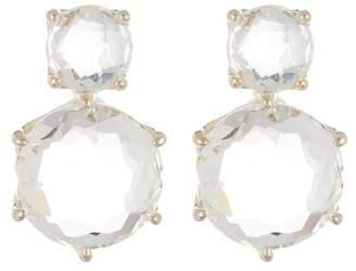 Ippolita Rock Candy Sterling Silver Two-Stone Stud Earrings
