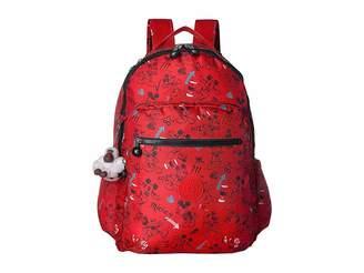 Kipling Disney Mickey Mouse Seoul Backpack