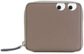 Anya Hindmarch Eyes zip-around wallet