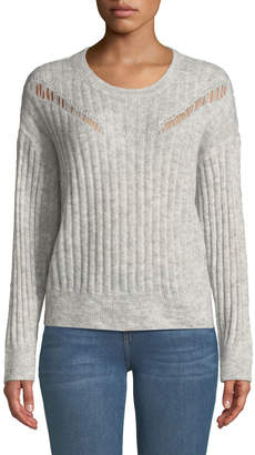 IRO Opera Ribbed Pullover Sweater