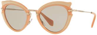 Miu Miu (ミュウミュウ) - Miu Miu Sunglasses, Mu 05SS