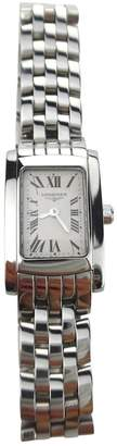 Longines Dolce Vita silver watch