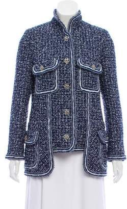 Chanel Fantasy Tweed Jacket