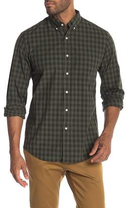 J.Crew J. Crew Secret Wash Check Print Shirt