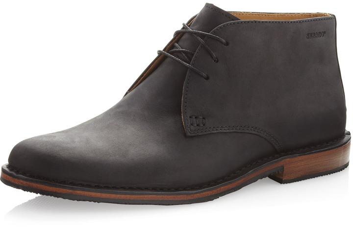 Sebago Tremont Lace-Up Boot, Black