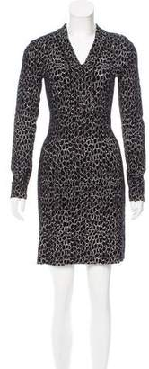 Alaia Knit Long Sleeve Dress w/ Tags