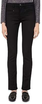 Gerard Darel Gaspard Slim Jeans in Black