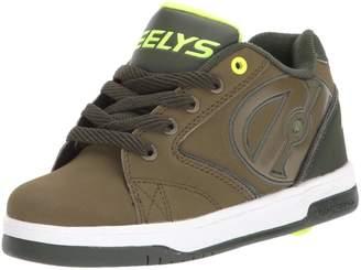 Heelys Boy's Propel 2.0 Running Shoes, Black/Bright Yellow/Ballistic