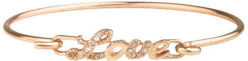 Alloy Love Stackable Bracelet