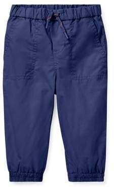 Ralph Lauren Childrenswear Baby Boy's Cotton Poplin Jogger Pants