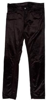 Ann Demeulemeester Velvet Corduroy Pants
