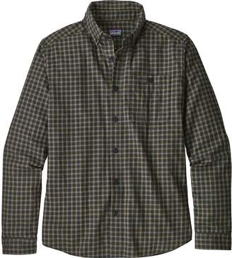Patagonia Vjosa River Pima Long-Sleeve Cotton Shirt - Men's