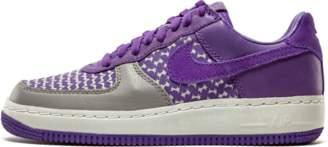 Nike Force 1 Low IO Premium 'UNDFTD - Inside Out' - Violet Purple/Harbor Blue
