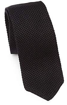 Brunello Cucinelli Men's Silk Knit Tie