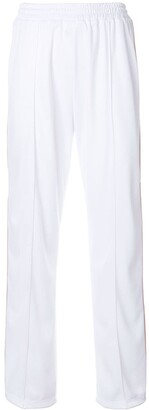 Couture Forte Dei Marmi side logo band sweatpants