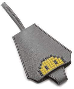 Anya Hindmarch Cable Tidy Leather Luggage Tag