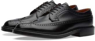 Alden Shoe Company Long Wing Blucher