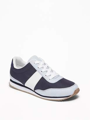 Old Navy Retro Color-Blocked Sneakers for Girls
