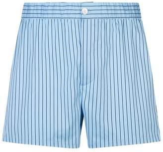 Striped Boxer Shorts