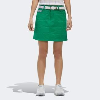 adidas (アディダス) - adicross マウンテンジャカード ストレッチスコート 【ゴルフ】