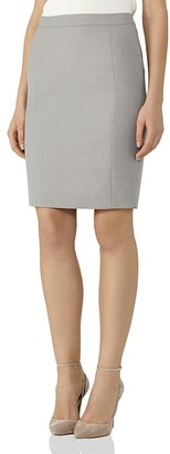 REISS Kent Tailored Skirt $230 thestylecure.com