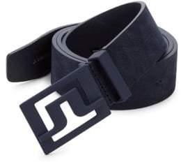J. Lindeberg Active Slater 40 Leather Belt