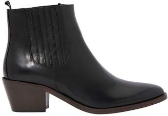 A.P.C. Josette high-heeled ankle boots