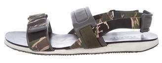 Golden Goose Ramp Camo Sandals