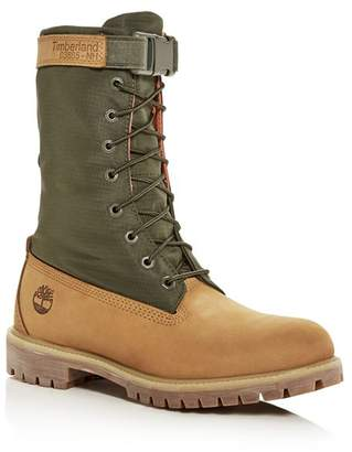 Timberland Men's Waterproof Nubuck Leather Boots
