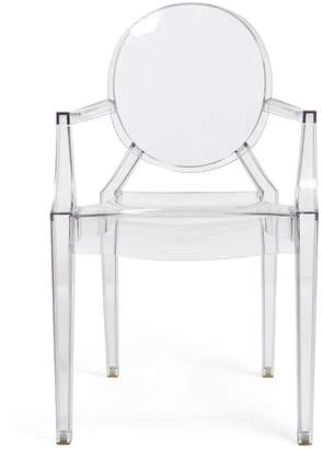 Kartell Louis Ghost Chair Crystal