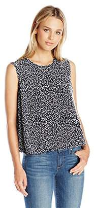 Paris Sunday Women's Sleeveless a Line Top