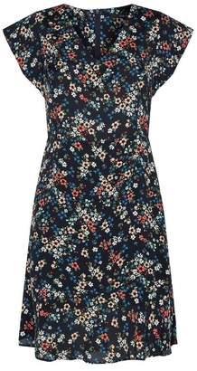 SET Floral Tea Dress