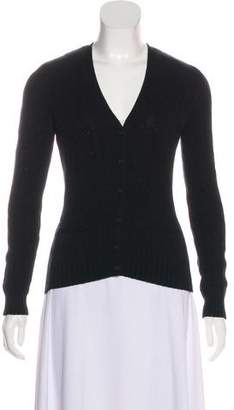 Ralph Lauren Long Sleeve Cashmere Cardigan