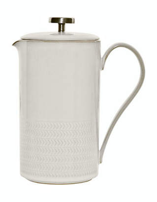 Denby Natural Canvas Stoneware French Press
