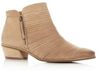 a310f39d74d Paul Green Women s Shasta Sliced Nubuck Leather Mid Heel Boots